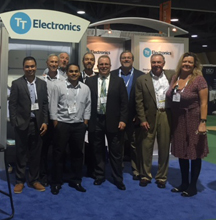 Successful APEC Show for TT Electronics